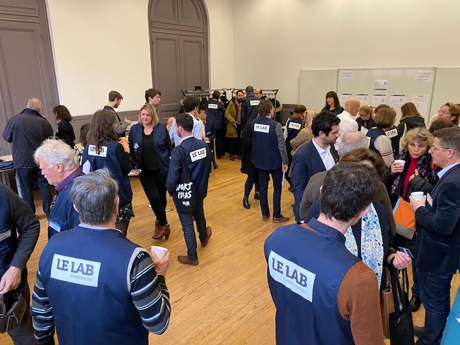 Le LAB Senioriales en quête d'innovation à Bordeaux