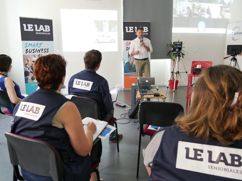 Le LAB Senioriales challenge l'innovation à Toulouse